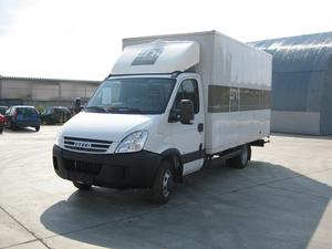 Iveco Daily Kofferaufbau, herstellt von der Firma Draxler - Leibnitz