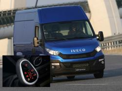 Testen Sie bei uns den Iveco Daily Hi-Matic mit 8-Gang Wandlerautomatikgetriebe